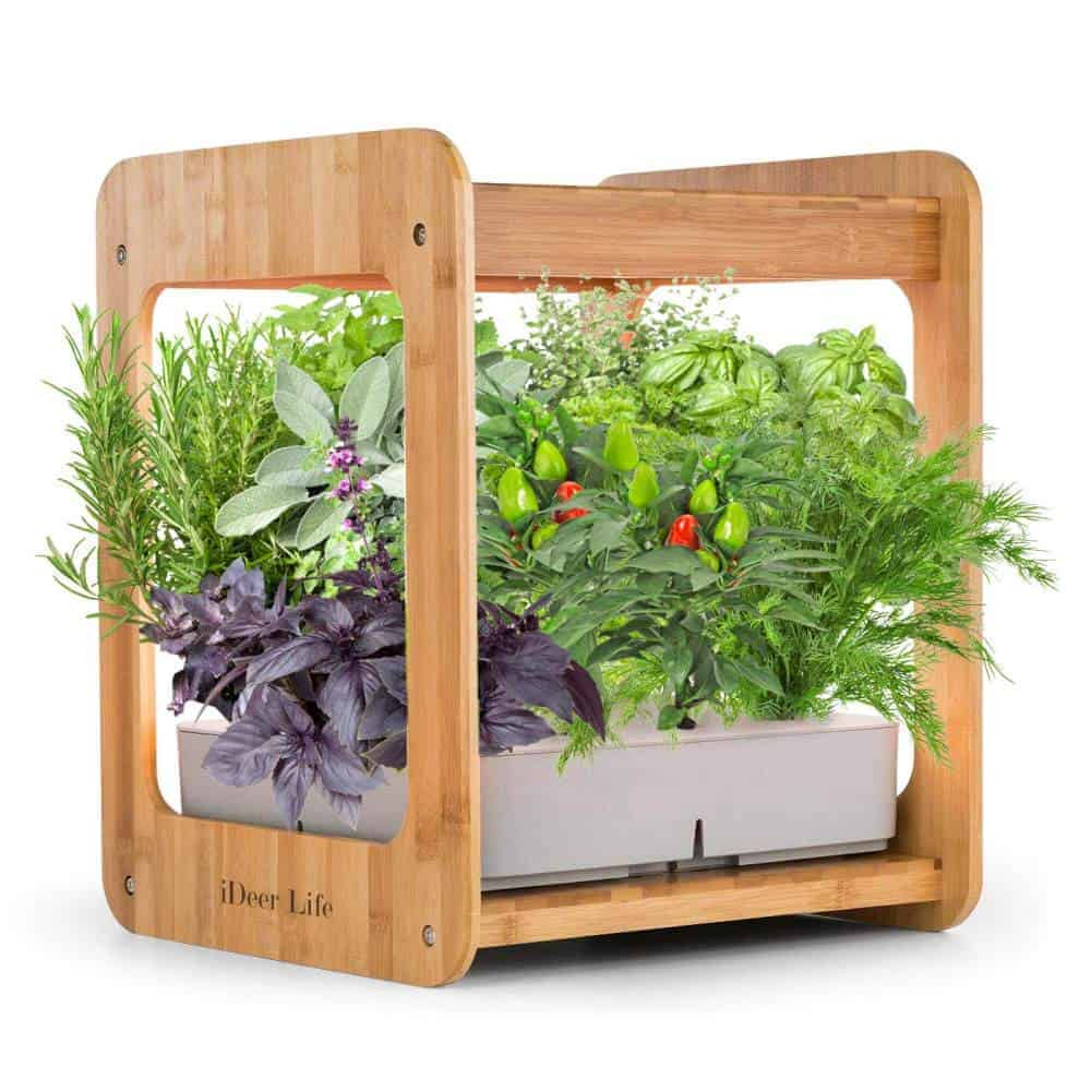Ideer Life Indoor herb garden kit -