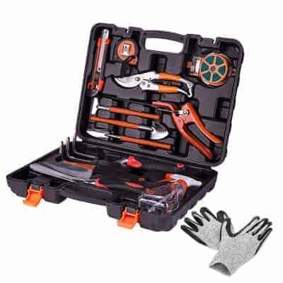13 pieces gardening kit
