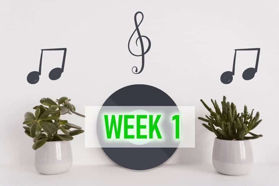 music for plants week 1 update