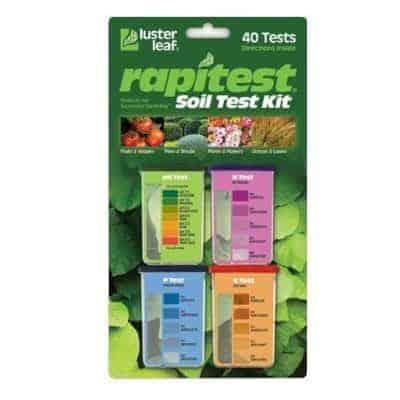 ph soil test