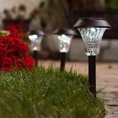 enchanted solar lights for paths