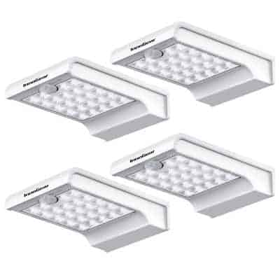 best wall mounted solar lights