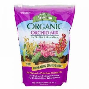 organic potting soil for orchids from espoma