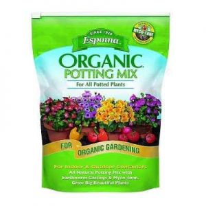 best organic potting mix for raised beds