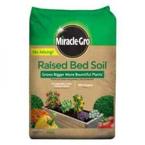 best potting soil for raised beds