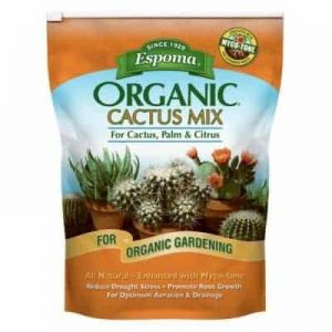 organic potting soil from espoma