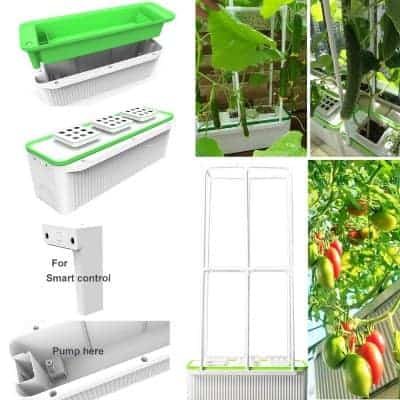 Big Smart Indoor Hydroponic system