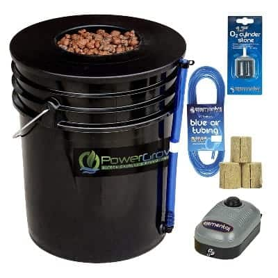 Deep Water Hydroponic System
