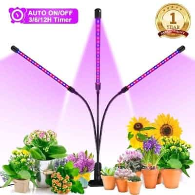 clippable led grow light