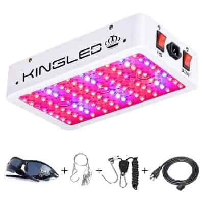UV led grow light