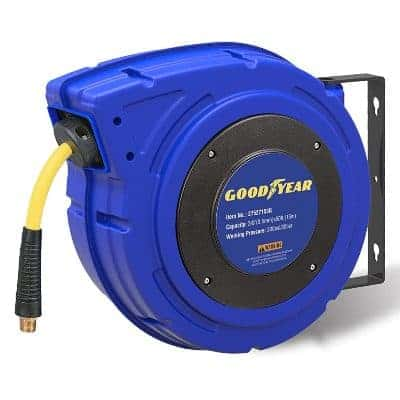 compressor and water hose from good year