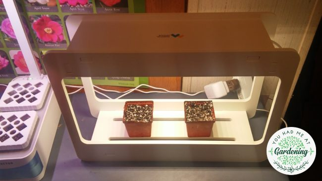 Mindgul Design Indoor herb garden kit