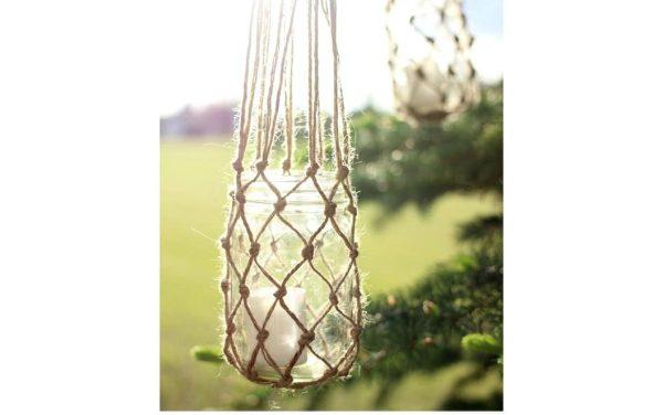 macrame plant hanger ideas